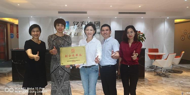 工务园荣获深圳市战略性新兴产业发展促进会副会长单位